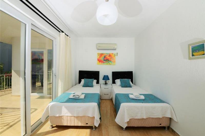 6 Bedroom Villa with Pool in Kalkan, Sleeps 12