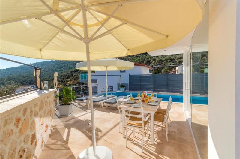 3 Bedroom Villa with Pool in Kalkan, Sleeps 6