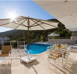 4 Bedroom Villa with Pool in Kalkan, Sleeps 8