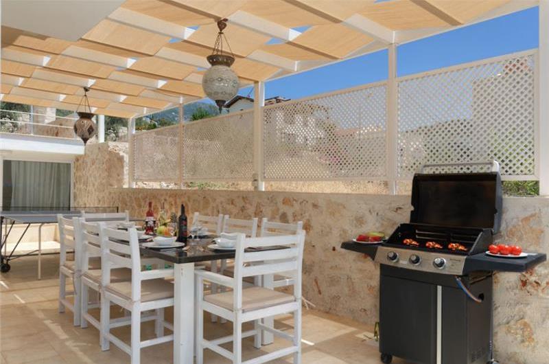 4 Bedroom Villa with Pool in Kalkan, Sleeps 8