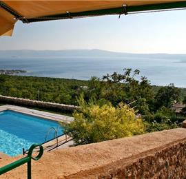 3 bedroom Villa with pool near Crikvenica, Sleeps 6