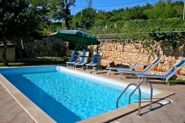 4 bedroom Villa with Pool near Crikvenica, Sleeps 8