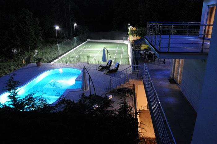 4 bedroom Villa with Pool and Tennis court near Opatija, Sleeps 8-11