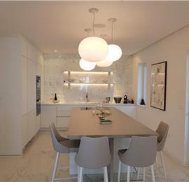 3 Bedroom Luxury Beachfront Villa with Heated Pool in Opatija, sleeps 6