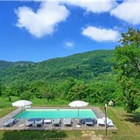 3 Bedroom Villa with Pool near Castiglion Fiorentino in Tuscany, Sleeps 6-8