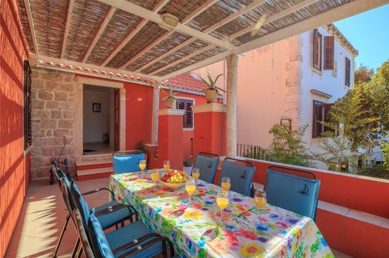 4 Bedroom Seaside Villa on Kolocep Island near Dubrovnik, sleeps 8