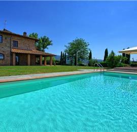 3 Bedroom Villa with Pool near Vinci in Tuscany, Sleeps 5