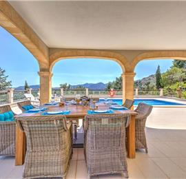 4 Bedroom Villa with Pool near Port de Pollensa, Sleeps 8