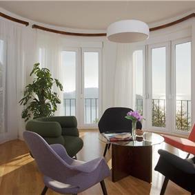 5 Bedroom Villa with Pool and Sea Views in Dubrovnik City, sleeps 10-13