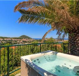 4 Bedroom Villa with Pool near Dubrovnik, Sleep 8
