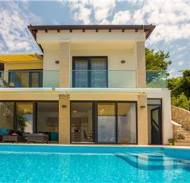 3 Bedroom Villa with Pool in Lozica near Dubrovnik, Sleeps 6