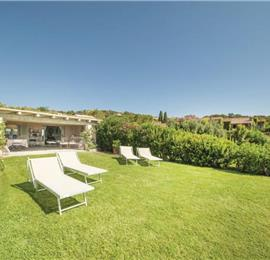 4 Bedroom Villa with Shared Pool near Porto Cervo, Costa Smeralda, Sleeps 8