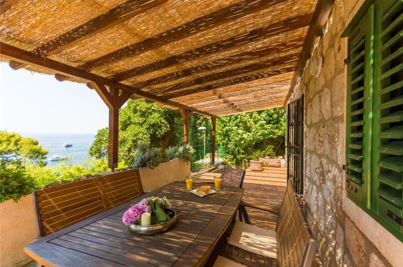 4 Bedroom Villa with Terrace near Dubrovnik Old Town, Sleeps 8