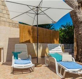 2 Bedroom Apartment with Terrace near Dubrovnik Old Town, Sleeps 4-6