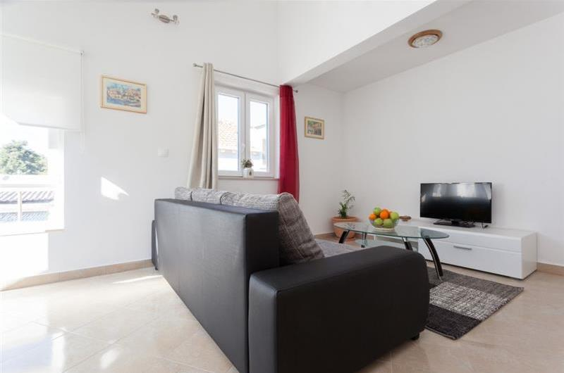 1 Bedroom 2nd Floor Apartment with Balcony near Dubrovnik Old Town, Sleeps 2-5