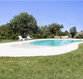 4 Bedroom Villa with Pool and Large Gardens near San Pantaleo, Costa Smeralda – Sleeps 8