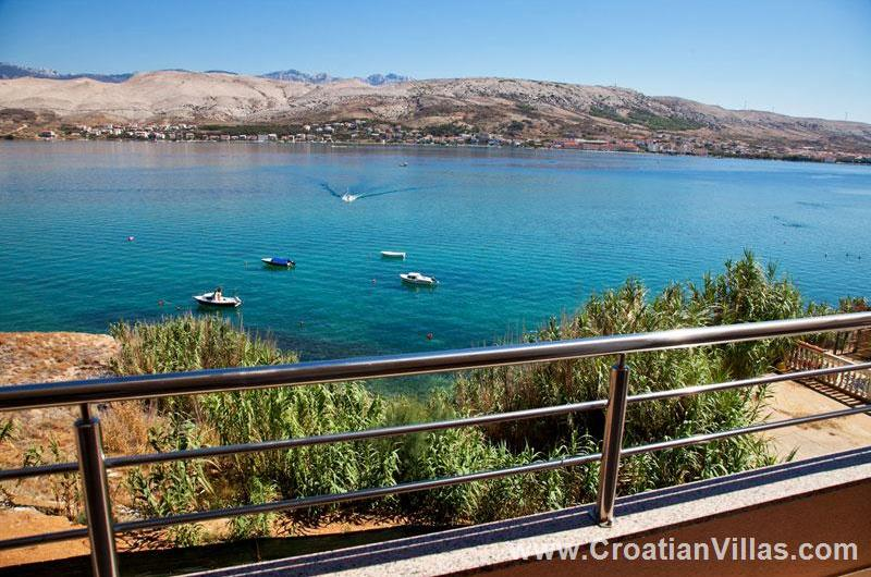 2 Bedroom Apartment on Pag Island, Sleeps 4-6