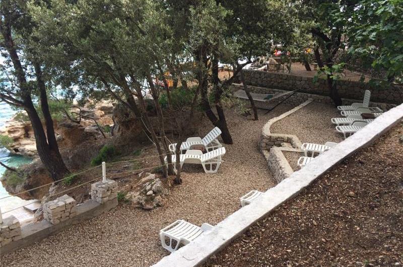 5 Bedroom Beachfront Villa near Orebic, Sleeps 10