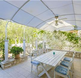 2 Bedroom Summer House with Terrace near Vela Luka on Korcula Island, Sleeps 4-6