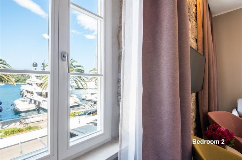 INACTIVE DU266 - Selection of Boutique Rooms along Cavtat Seafront including Breakfast, Sleeps 2-3
