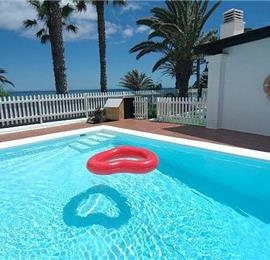 3 Bedroom Villa with Pool in Costa Teguise, Sleeps 6