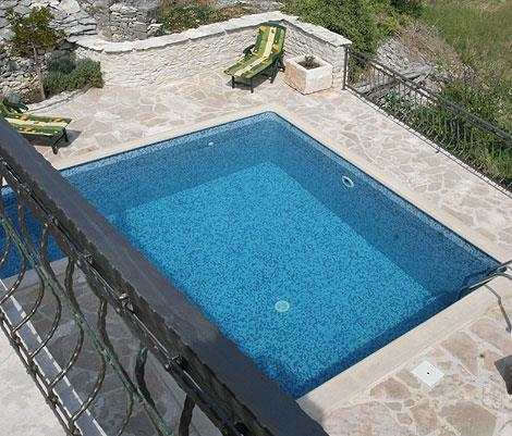 5 bedroom Villa with Pool in Skrip on Brac, Sleeps 9 -11