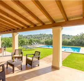 3 Bedroom Villa with Pool near Pollensa, Sleeps 6