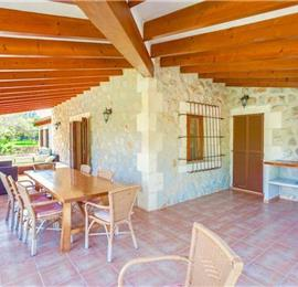 4 Bedroom Villa with Pool near Pollensa, Sleeps 8