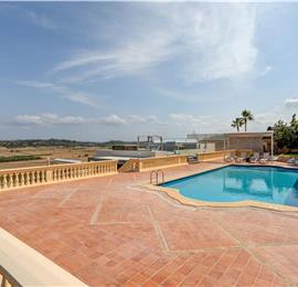 3 Bedroom Villa with Pool near Muro, Sleeps 6