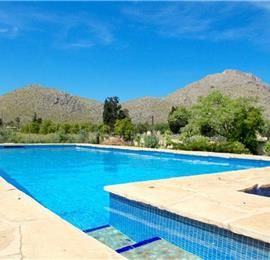 3 Bedroom Villa with Pool near Port de Pollensa, Sleeps 6