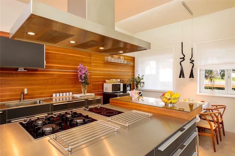 Luxury Waterfront Villa with Pool in Split Sleeps 10