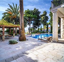 Luxury Waterfront Villa with Pool in Split Sleeps 10