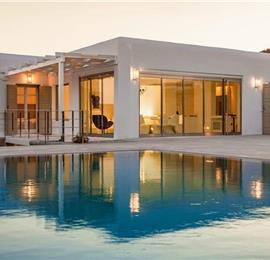 4 Bedroom Villa with Pool in Elia on Mykonos, Sleeps 8