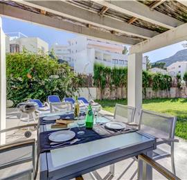 3 Bedroom Apartment with Pool in Cala San Vicente, Sleeps 6