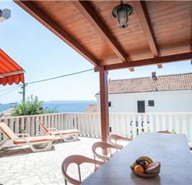 Two Bedroom Apartment in Seget Vranjica, sleeps 4