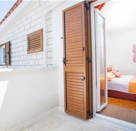 Two Bedroom Apartment in Seget Vranjica, sleeps 4