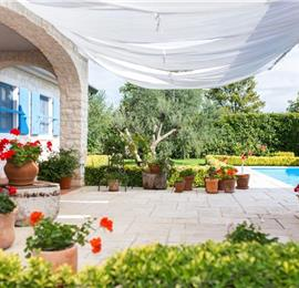 3 Bedroom Stone Villa with Pool in Sabljici, near Malinska, Sleeps 6-8