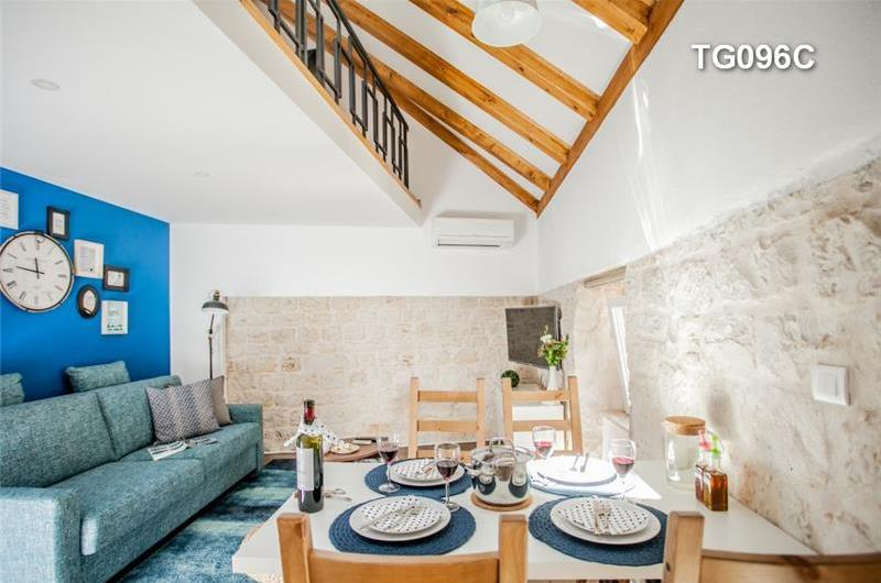 Selection of Accommodation near Trogir Old Town on Ciovo Island, Sleep 2-4