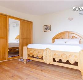 2 x Two Bedroom Apartments with Shared Pool, Sauna and Gym near Petrovac, Sleep 4-5