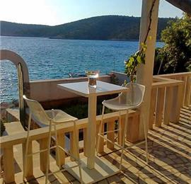 3 Bedroom Villa on the Beach near Rogoznica, Sleeps 6