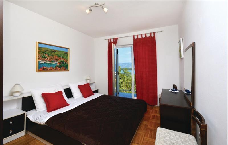 1 Bedroom Apartment near Jelsa, Hvar Island, Sleeps 2-4