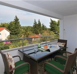 1-Bedroom Apartment near Stari Grad, Hvar Island,Sleeps 2-4