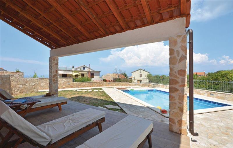 1-Bedroom Villa with Pool in Brusje, Hvar Island, Sleeps 2-4