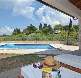 1-Bedroom Villa with Pool in Brusje, Hvar Island, Sleeps 2-4