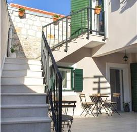 4 x 1-Bedroom Apartments on Ciovo Island near Trogir, Sleeps 2