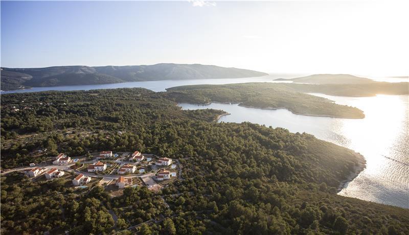 Selection of 4-Bedroom Villas with Pool and Sea view near Stari Grad, Hvar Island, Sleeps 8-10