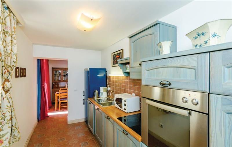 2 Bedroom Apartment with Terrace in Dubrovnik City, Sleeps 3-5
