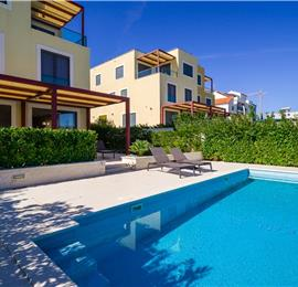 Selection of Beachfront Villas with Pools and Sea Views on Ciovo island near Trogir, Sleeps 8 - 12