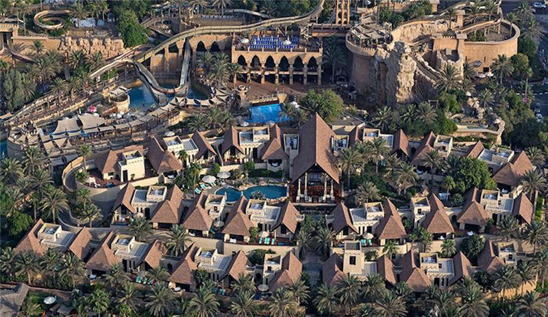 Selection of 1 & 2 Bedroom Luxury Villas with Pool in Dubai, Sleeps 2-6