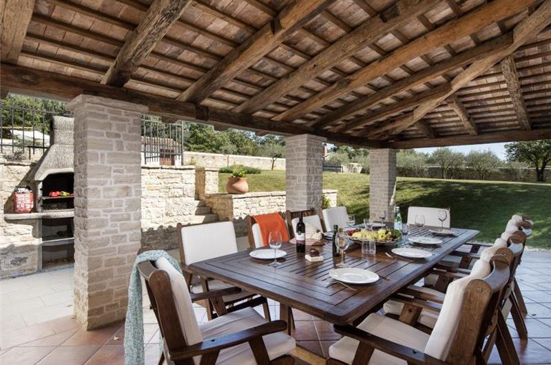 5 Bedroom Istrian Villa with Pool, sleeps 10